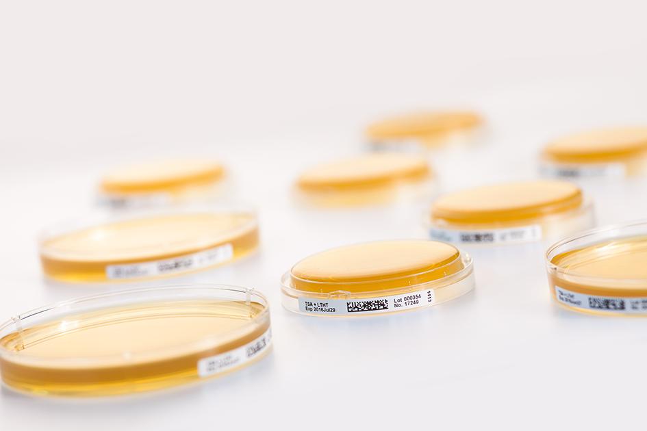 Medios de cultivo en la industria farmacéutica - PMM