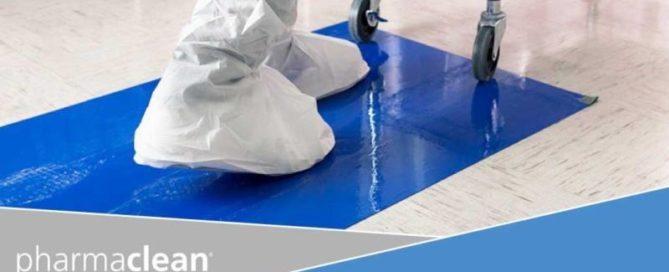 ¿Sabes que puedes reducir un 99% los contaminantes procedentes de calzado y carros con las alfombras adhesivas?