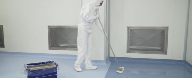 ¿Quieres ahorrar tiempo y ganar seguridad en la descontaminación de los cubos de limpieza que entran a tu sala blanca?