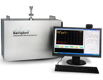 Métodos de monitorización Rápida de Microbiología y detección de puntos críticos en industria farmacéutica