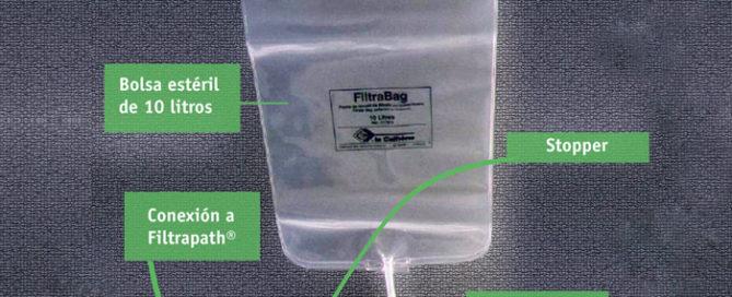 Filtrasafe®, sistema para la gestión de residuos líquidos en aisladores