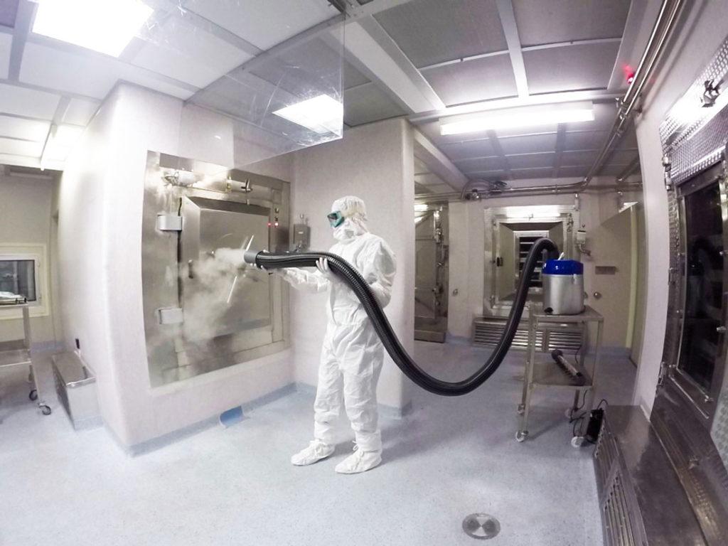 La instalación como parte del control de contaminación. Test de Humos